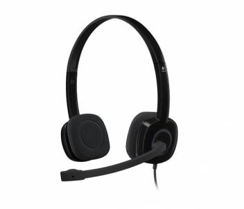 Ausinės LOGI H151 Stereo Headset