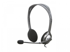 Ausinės Logitech H110 Stereo Headset grey Laidinės ausinės