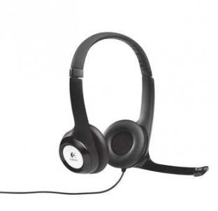 Ausinės LOGITECH USB HEADSET H390 Ausinės ir mikrofonai
