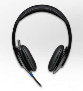 LOGITECH USB HEADSET H540 Ausinės ir mikrofonai