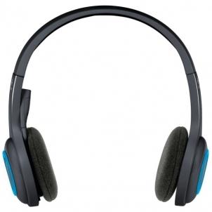Ausinės LOGITECH WIRELESS HEADSET H600