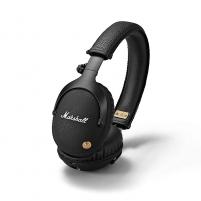 Ausinės Marshall Monitor Bluetooth black Belaidės, bluetooth ausinės