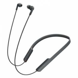 Ausinės MDR-XB70BTB Black Bluetooth