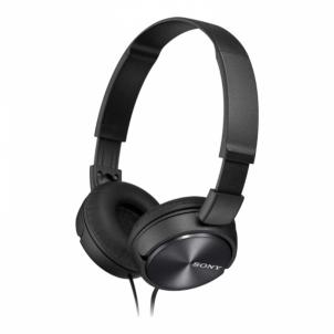 Ausinės MDR-ZX310B Black Laidinės ausinės