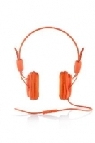 Ausinės MODECOM  MC-400 FRUITY ORANGE