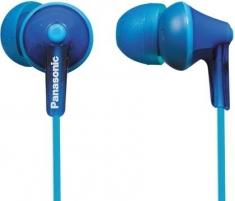 Panasonic RP-HJE125E-A Earphones, Blue Ausinės ir mikrofonai