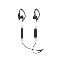 Ausinės Panasonic Sport Earphones RP-HF400BE-K In-ear/Ear-hook, Black