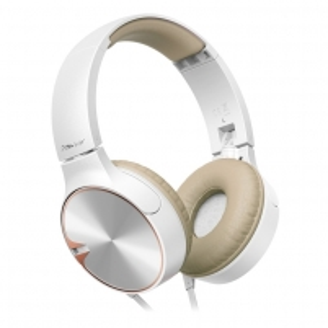 Ausinės SE-MJ722T Brown w/mic Laidinės ausinės