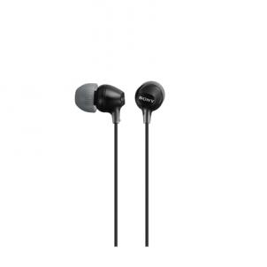 Ausinės Sony EX series MDR-EX15LP In-ear, Black Laidinės ausinės