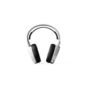 Ausinės SteelSeries Gaming headset, Arctis 3 (2019 Edition), White, Built-in microphone Laidinės ausinės