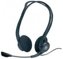 Ausinės su mikrofonu Logitech PC 960 Stereo USB