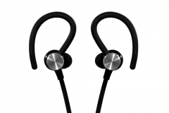 Ausinės WORKOUT BT - Bluetooth sports headset V4.1 with built-in microphone