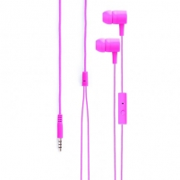 XQISIT iE H20 įstatomos ausinės, rožinės