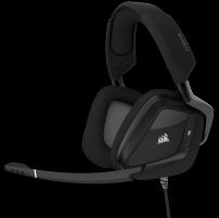 Ausinės Žaidimų ausinės Corsair Void Pro RGB USB Dolby 7.1 Juodos (EU)