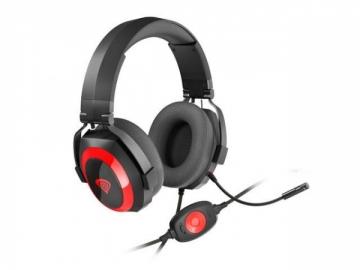 Ausinės Žaidimų ausinės GENESIS Argon 500 juodas