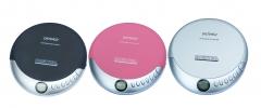 Ausinukas Denver DM-25C MP3 grotuvai, ausinukai