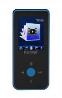 Ausinukas Denver MPG-4084BT Blue MP3 grotuvai, ausinukai