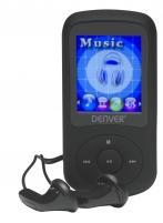 Ausinukas Denver MPG-4094NR black MP3 grotuvai, ausinukai