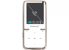 Ausinukas Intenso 8GB Video Scooter 1.8 white 3717462 Mp3 atskaņotāji