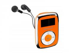 Ausinukas Intenso Music Mover 8GB orange 3614565 MP3 grotuvai, ausinukai