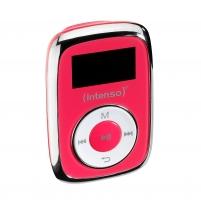 Ausinukas Intenso Music Mover 8GB pink 3614563 MP3 grotuvai, ausinukai