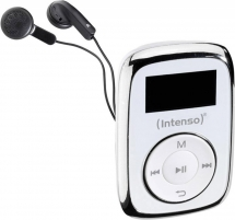 Ausinukas Intenso Music Mover 8GB white 3614562 MP3 grotuvai, ausinukai
