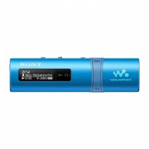 Ausinukas NWZ-B183FL 4GB FM Blue MP3 grotuvai, ausinukai