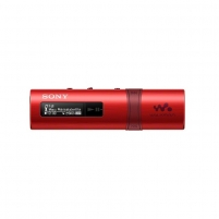 Ausinukas NWZ-B183FR 4GB Red Radio Mp3 players