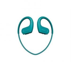 Ausinukas Sony Waterproof and dustproof Walkman NW-WS623L Blue, Bluetooth, Internal memory 4 GB, USB connectivity MP3 grotuvai, ausinukai