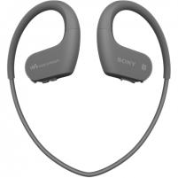 Ausinukas Sony Waterproof and dustproof Walkman NW-WS625B Black, Bluetooth, Internal memory 16 GB, USB connectivity