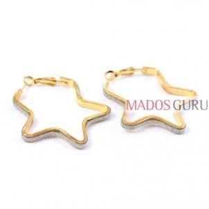 Earrings ''Stars'' A023