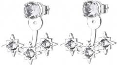 Auskarai Brosway Earrings with Affinity G9AF24 crystals Auskarai