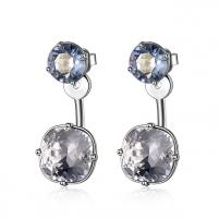 Auskarai Brosway Earrings with crystals Affinity BFF46