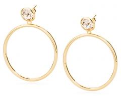 Auskarai Brosway Steel earrings with circles E Tring BRT30
