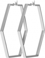 Auskarai Cluse Hexagonal earrings CLJ52003 Auskarai