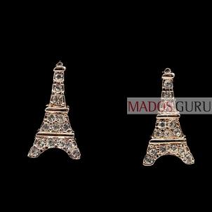 "Auskarai ""Eifelio bokštas'' A224"