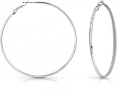 Auskarai Guess Elegant earrings circles UBE28090 Auskari