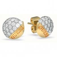 Auskarai Guess Shimmering Earrings Pits UBE78049 Auskari