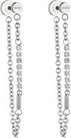 Auskarai Liu.Jo Steel earrings LJ1321