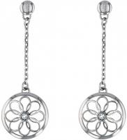 Auskarai Tommy Hilfiger Ladies steel earrings TH2780079