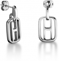 Auskarai Tommy Hilfiger Ocelové náušnice TH2700721 Earrings