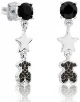 Auskarai Tous Silver earrings made of silver 512793510