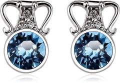 Auskarai Vicca® Náušnice Blue Aladin OI_440303_blue Earrings