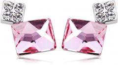 Auskarai Vicca® Náušnice Shape Pink OI_405030_pink Auskari
