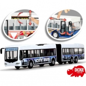 Autobusas | City Express 46cm 2016 | Dickie