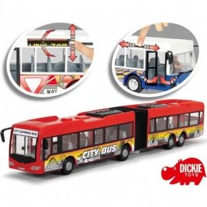 Autobusas | City Express 46cm 2016 raudonas | Dickie