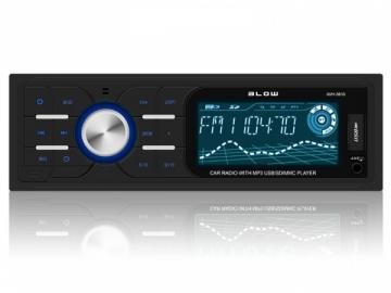 Automagnetola BLOW AVH-8610 MP3/USB/SD/MMC Automagnetolos, FM moduliatoriai