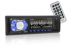 Automagnetola BLOW AVH-8624 MP3/USB/SD/MMC/BLUETOOTH + REMOTE Automagnetolos, FM moduliatoriai