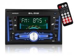 Automagnetola BLOW AVH-9610 2DIN Automagnetolos, FM moduliatoriai