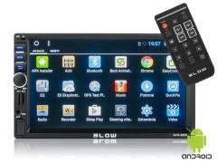 Automagnetola BLOW AVH-9900 2DIN 7 GPS Android Automagnetolos, FM moduliatoriai